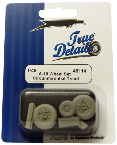 True Details TD48114 A-10 Wheel Set