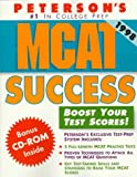 img - for Peterson's McAt Success book / textbook / text book
