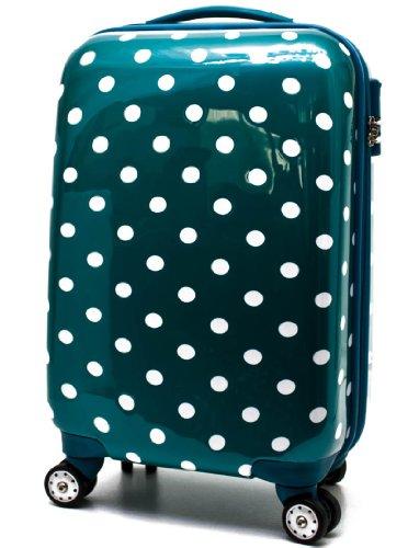 Hartschalen Handgepäck Reise Koffer Trolley