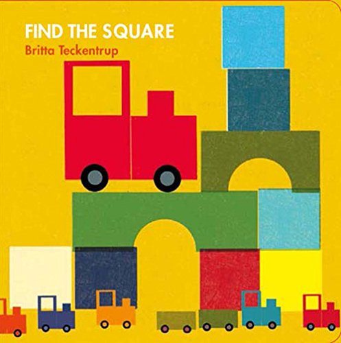 Find the Square (Find the Shape)
