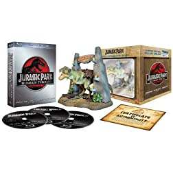 Jurassic Park Ultimate Trilogy Gift Set (Blu-ray + Digital Copy)