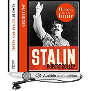 Stalin: History in an Hour (Unabridged)