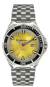 Immersion Herren-Armbanduhr Analog Edelstahl grau IM6876S