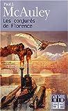 echange, troc Marie-Catherine Caillava, Paul J. McAuley, Olivier Deparis - Les conjurés de Florence suivi de La tentation du Dr Stein