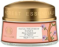 Forest Essentials Mysore Sandalwood and Nagkesar Facial Treatment Masque, 50g