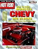 img - for How to Build Monster Chevy Big Blocks (Hot Rod Technical Library) book / textbook / text book