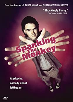 """Cover of """"Spanking the Monkey"""""""