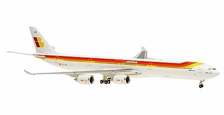 Airbus A340-600 Iberia maquette avion échelle 1:400