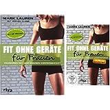 Mark Lauren - Fit ohne Geräte für Frauen, trainieren mit dem eigenen Körpergewicht - Buch und DVD im Set