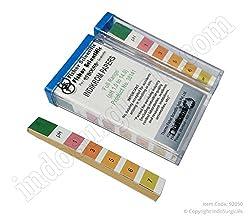 IndoSurgicals Universal Full Range pH (1-14) Strips (200 Strips)