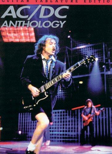 AC/DC ANTHOLOGY TAB.