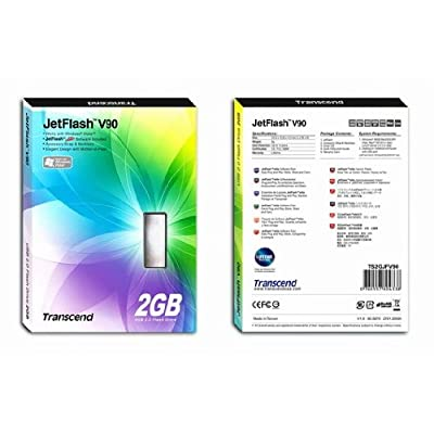 Transcend 2GB JetFLash V90 USB 2.0 Key