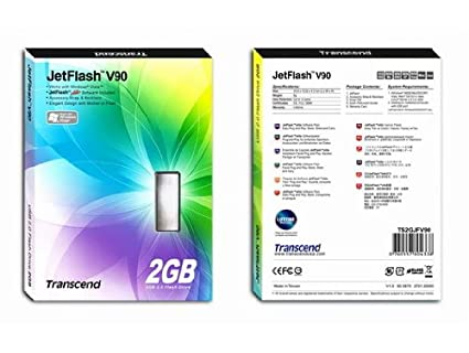 Transcend Jet Flash V90C 2GB Pen Drive