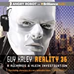 Reality 36 (       UNABRIDGED) by Guy Haley Narrated by Michael Page
