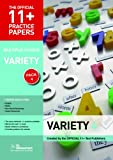 11+ Practice Papers, Variety Pack 4, Multiple Choice (Go Practice)