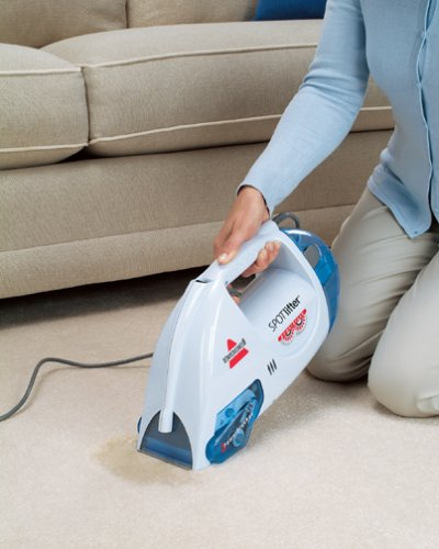 bissell handheld steam cleaner instructions