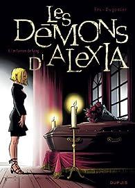 Les Démons d\'Alexia, Tome 6 : Les larmes de sang par Benoît Ers