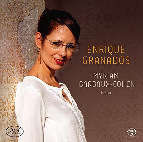 SACD : GRANADOS / BARBAUX-COHEN - Cohen Plays Granados