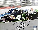 Ricky Carmichael autographed 11x14 Photo (Motorcross Legend NASCAR Truck Series) Image #A6 JSA Authentication Certificate of Authenticity