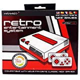 NES Retro Entertainment System - White/Red