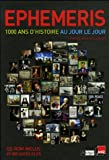 echange, troc Joseph Vebret - Ephemeris : 1000 ans d'histoire au jour le jour (1Cédérom)