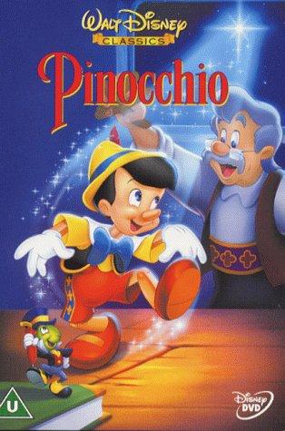 Pinocchio (Disney) [DVD] [1940]