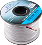 C&E 100 Feet 14AWG CL2 Rated 2-Conduc...