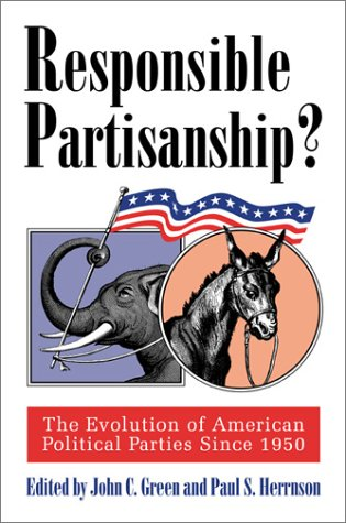Responsible Partisanship?: The Evolution of American...