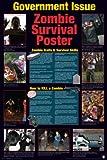 NMR/Aquarius Zombie Guide Poster