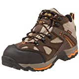 Golden Retriever Men's Waterproof Safety-Toe Casual/Work Hiking Boot