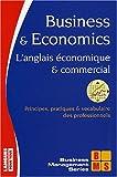 Business And Economics : L'anglais économique et commercial