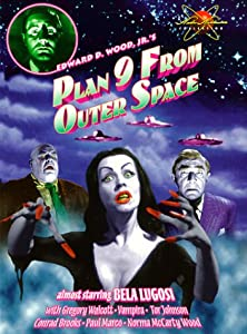 Plan 9 from Outer Space [Import USA Zone 1]