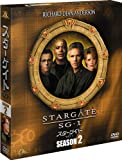スターゲイト SG-1 シーズン2 (SEASONSコンパクト・ボックス) [DVD]