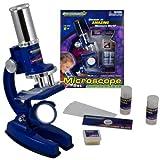 Jr. Science Explorer - Microscope Set, 23 Piece (Color: Black)