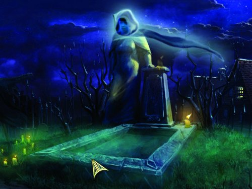 Redemption Cemetery: Curse of the Raven Collector'