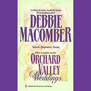 Orchard Valley Weddings Audiobook