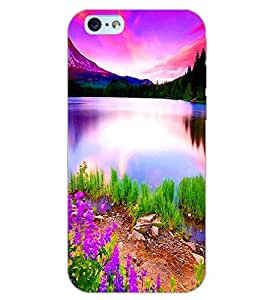 APPLE IPHONE 6 POND VIEW Back Cover by PRINTSWAG