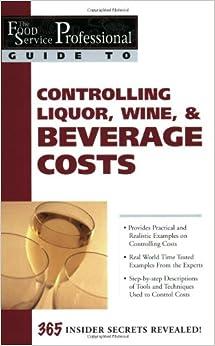 Controlling Liquor, Wine & Beverage Costs price comparison at Flipkart, Amazon, Crossword, Uread, Bookadda, Landmark, Homeshop18
