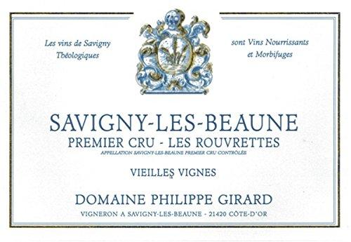 2011 Domaine Philippe Girard: Savigny-Les-Beaune Premier Cru Les Rouvrettes 750 Ml