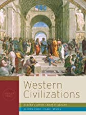 Western Civilizations Their History & Their Culture by Cole