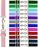 Children's Adjustable Elasticated Snake Belts To Fit 1 -8 Years