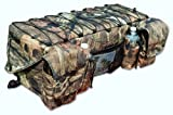 Raider ATV-16-1 Mossy Oak Infinity Camouflage ATV Rack Bag