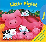 Igloo Books Board Book - Little Piglet - Baby Book (Igloo Books Ltd) (Who am I?)