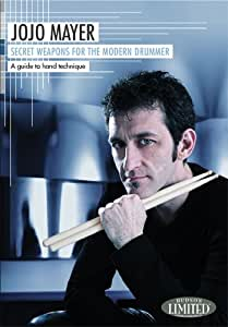 Jojo Mayer - Secret Weapons For The Modern Drummer [2 DVDs] [UK Import]