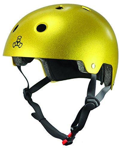 triple-eight-certified-helmet-gold-flake-small-medium-size-small-medium-color-gold-flake-model-3057-