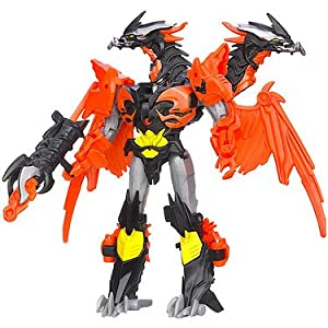 Transformers Prime Beast Hunters Predaking Predacon Overlord Figure