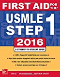 The world's best-selling review for the USMLE Step 1 -- updated annually and proven to help you pass the boards!