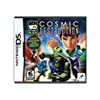 BEN 10: Ultimate Alien Cosmic Destruction DS