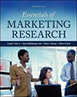 Essentials of Marketing Research, 3rd Edition Front Cover