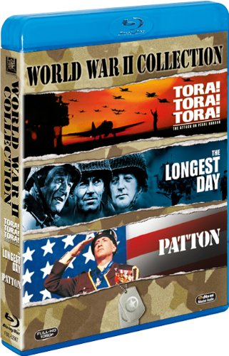 【FOX HERO COLLECTION】WORLD WAR II ブルーレイBOX(3枚組)(初回生産限定) [Blu-ray]